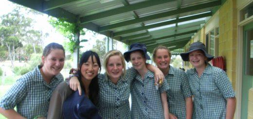 オーストラリアで日本語教師インターン
